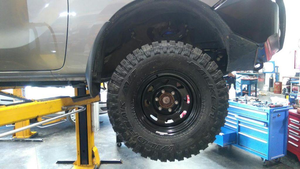 Falken WildPeak Mud terrain tyres are now available