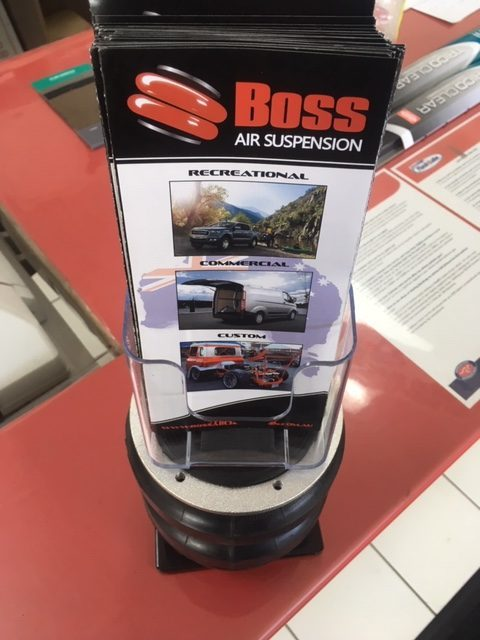 BOSS Airbags Now Available